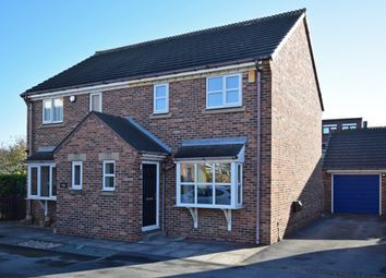 Thumbnail 3 bed semi-detached house for sale in Horbury Mews, Horbury, Wakefield