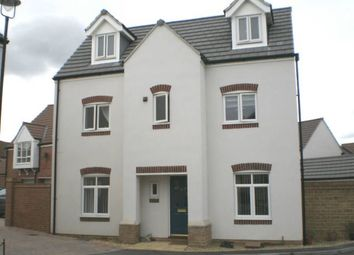 Thumbnail 5 bed detached house to rent in Jay Walk, Gillingham, Dorset