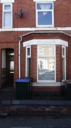Thumbnail 4 bed shared accommodation to rent in St Osburgs Road, Coventry
