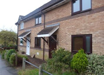 Thumbnail 1 bedroom terraced house to rent in Sorrell Walk, Martlesham Heath, Ipswich