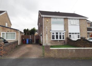 Thumbnail 2 bed semi-detached house for sale in Avon Close, Kirkby, Liverpool, Merseyside