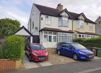 Thumbnail 3 bed semi-detached house for sale in Wordsworth Road, Wallington