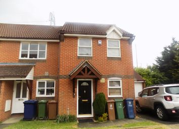 Thumbnail 2 bed end terrace house to rent in Columbine Gardens, East Oxford