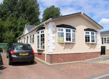 Thumbnail 2 bed mobile/park home for sale in Heronston Lane, Bridgend
