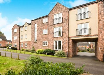 Thumbnail 1 bed flat for sale in Kidger Close, Shepshed, Loughborough