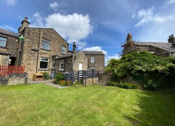 Thumbnail 3 bed terraced house for sale in Wellington Street, Lindley, Huddersfield