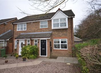 Thumbnail 3 bed semi-detached house for sale in Mill Green, Binfield, Bracknell