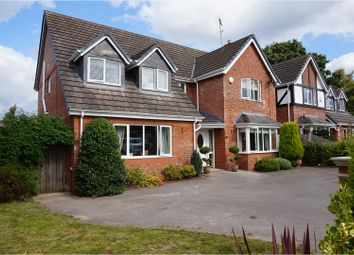 Thumbnail 4 bed detached house for sale in Yewtree Close, Little Neston