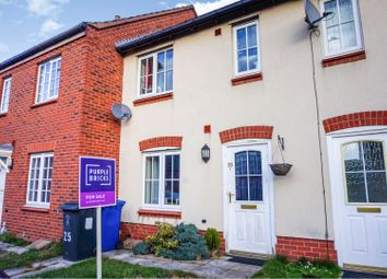 Thumbnail 2 bed terraced house for sale in Rogerson Road, Fradley, Lichfield