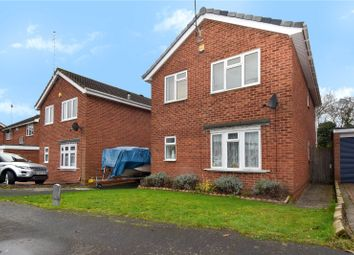 4 bed detached house for sale in Illshaw Close Winyates Green, Redditch B98