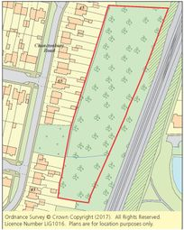 Thumbnail Land for sale in Land East Of Chanctonbury Road, Burgess Hill, West Sussex
