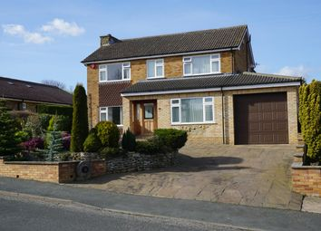 Thumbnail 4 bed detached house for sale in Box Hill, Scarborough, North Yorkshire