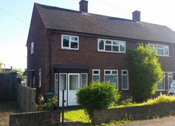 Thumbnail 3 bed semi-detached house for sale in Chesterton Drive, Merstham, Redhill, Surrey