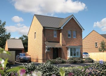 """Thumbnail 3 bed detached house for sale in """"The Whitfield"""" at Marton Road, Long Itchington, Southam"""