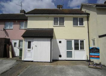 Thumbnail 2 bed terraced house to rent in Beeleigh East, Basildon, Essex