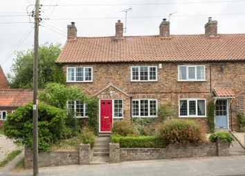 Thumbnail 3 bed semi-detached house for sale in Thormanby, York