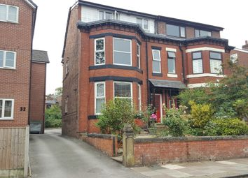 Thumbnail 2 bed flat to rent in Victoria Crescent, Monton