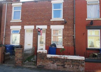 Thumbnail 2 bedroom terraced house for sale in St Johns Road, Balby, Doncaster