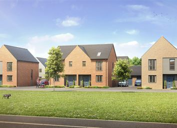 Thumbnail 3 bedroom semi-detached house for sale in The Galliard, Meaux Rise, Kingswood, Hull