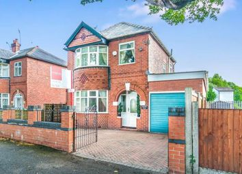 Thumbnail 3 bedroom detached house for sale in Kingsbrook Road, Manchester, Greater Manchester