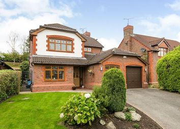 Thumbnail 4 bed detached house for sale in Thomas Avenue, Ewloe, Deeside, Flintshire