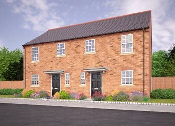Thumbnail 2 bed semi-detached house for sale in Chadwick Way, Coningsby