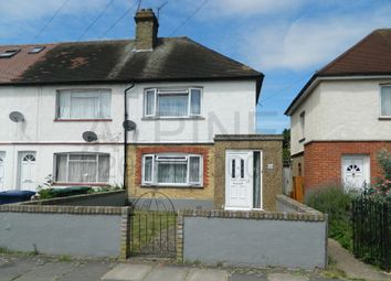 Thumbnail 2 bed terraced house for sale in Goldsmith Avenue, Edgware