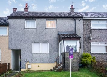 Thumbnail 3 bedroom terraced house for sale in Fergus Road, Greenock