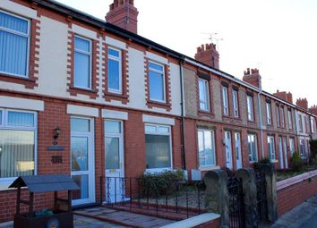 Thumbnail 2 bed property for sale in New Road, Wrexham