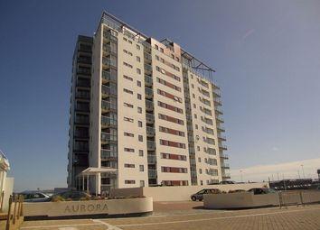 Thumbnail 1 bedroom flat to rent in Aurora, Maritime Quarter, Swansea