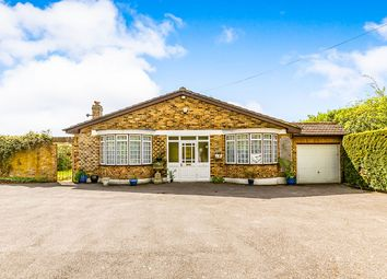 Thumbnail 4 bed detached bungalow for sale in Great North Road, Brookmans Park, Hatfield