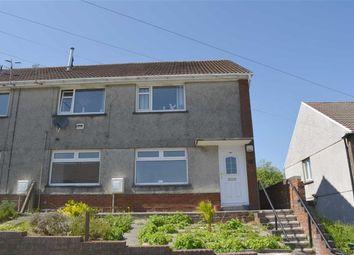Thumbnail 2 bed flat for sale in Maesgwyn, Aberdare, Rhondda Cynon Taff