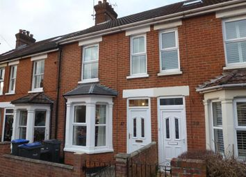 Thumbnail 2 bed terraced house to rent in Hamilton Road, Salisbury