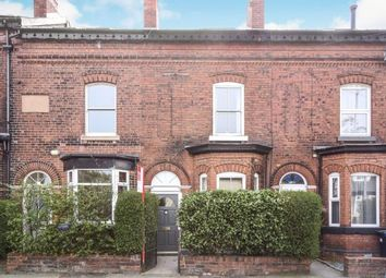 Thumbnail 3 bedroom terraced house for sale in Station Road, Marple, Stockport, Greater Manchester