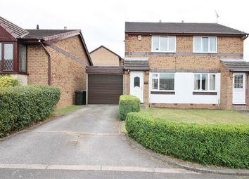 2 bed semi-detached house for sale in Broadbridge Close, Kiveton Park, Kiveton S26