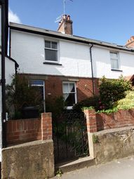 Thumbnail 2 bed semi-detached house to rent in Higher Shapter Street, Topsham
