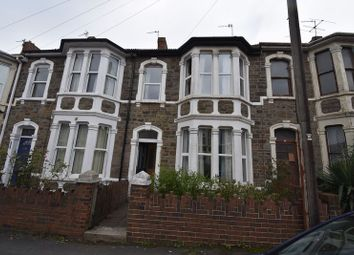 Thumbnail Terraced house for sale in Seymour Road, Staple Hill, Bristol