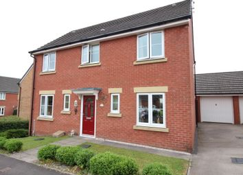 Thumbnail Detached house for sale in Knights Walk, Caerphilly