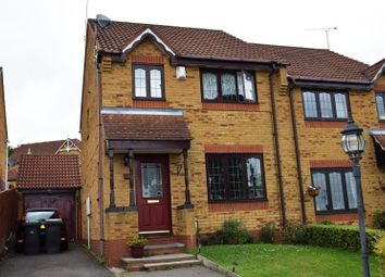 Thumbnail 3 bed semi-detached house for sale in Hillside, Hartshill, Nuneaton