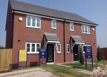 Thumbnail 3 bed semi-detached house for sale in Daisy Bank Drive, St Georges, Telford, Shropshire.
