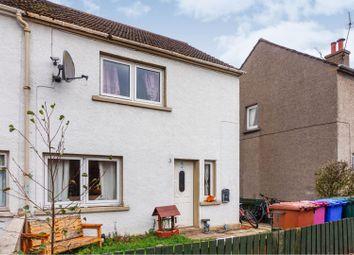 Thumbnail 2 bed semi-detached house for sale in Moir Street, Alves, Elgin