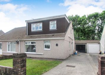 Thumbnail 3 bed bungalow to rent in Hafod Las, Penoced, Bridgend