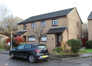 Thumbnail 1 bed flat for sale in Howth Terrace, Anniesland
