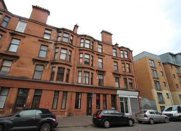 Thumbnail 1 bed flat for sale in Barrland Street, Pollokshields, Glasgow