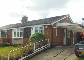 Thumbnail 2 bedroom bungalow to rent in Chiltern Road, Ramsbottom, Bury