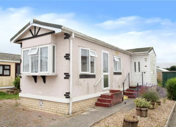 Thumbnail 2 bed mobile/park home for sale in Thornlea Court, Wick, Littlehampton