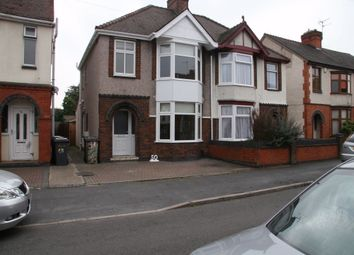 Thumbnail 3 bed semi-detached house to rent in Richmond Road, Nuneaton, Warwickshire