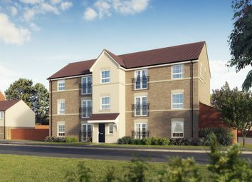 "Thumbnail 2 bed flat for sale in ""Kensington"" at Howsmoor Lane, Emersons Green, Bristol"
