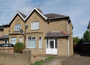 Thumbnail 3 bedroom semi-detached house for sale in Norman Road, Abington, Northampton
