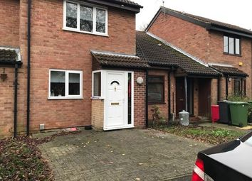 Thumbnail 2 bed terraced house for sale in Somerville, Peterborough